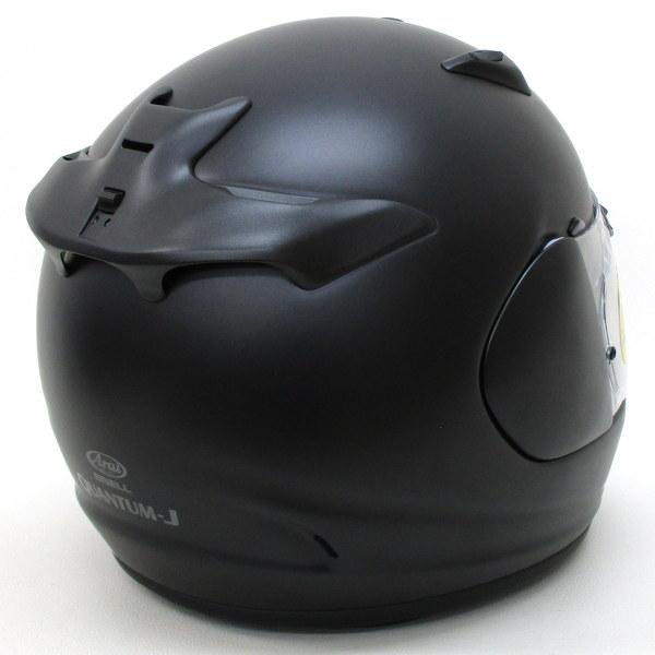 Arai アライ QUANTUM-J ブラック フルフェイス ヘルメット